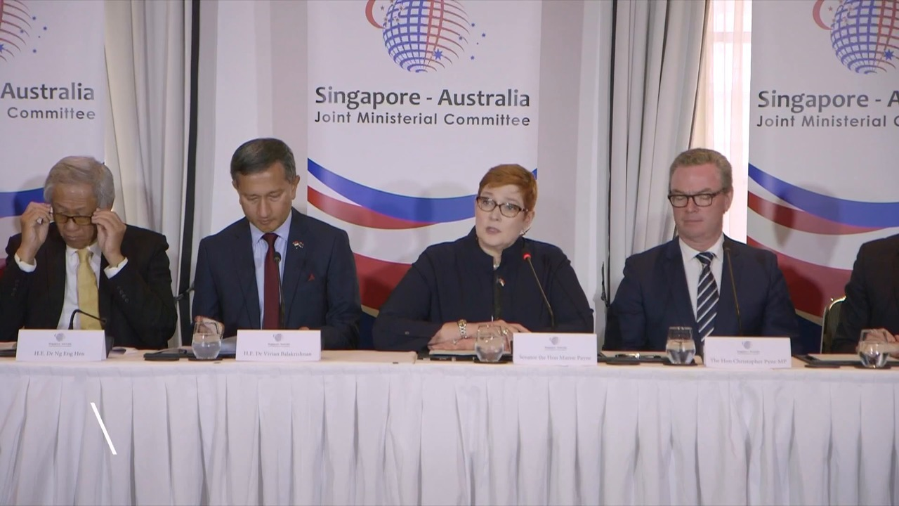Singapore, Australia reaffirm excellent bilateral relations at ministerial dialogue in Sydney | Video