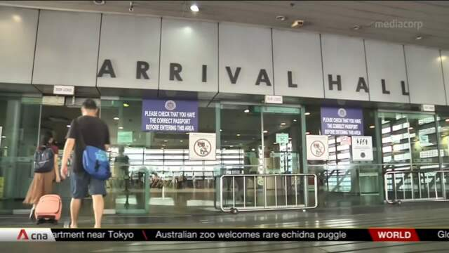 Singapore passports to be valid for 10 years for applications from October | Video