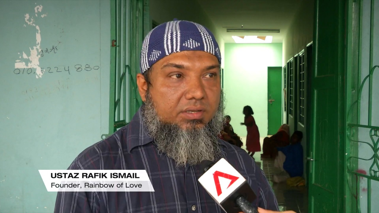 Rohingya in Malaysia face challenges | Video