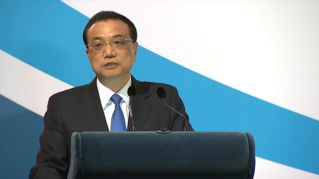 China calls on ASEAN to work together on trade, South China Sea | Video