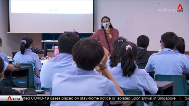 MOE to strengthen support networks in schools; all teachers to get enhanced training on mental health literacy | Video
