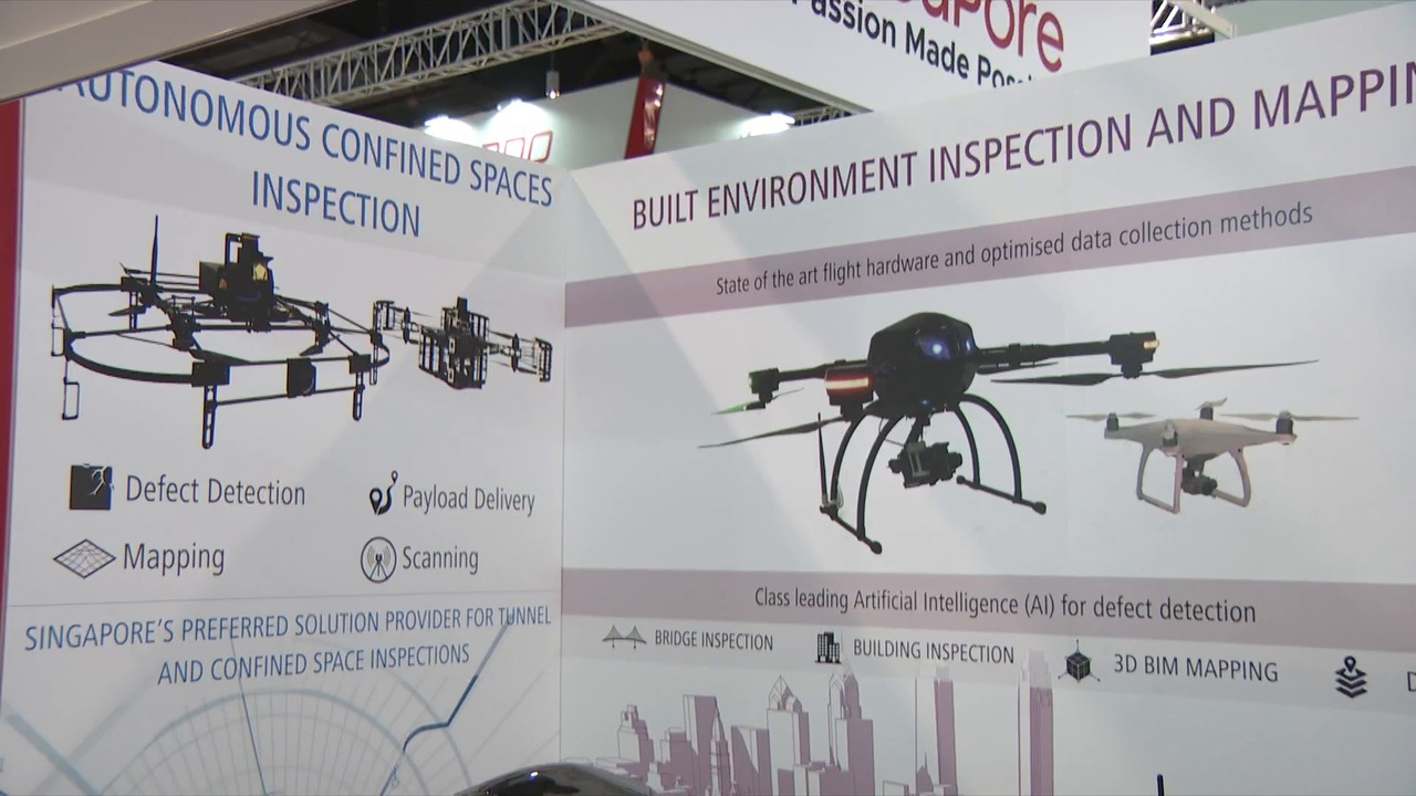 Indoor testbeds for drones to be housed at Seletar Aerospace Park | Video