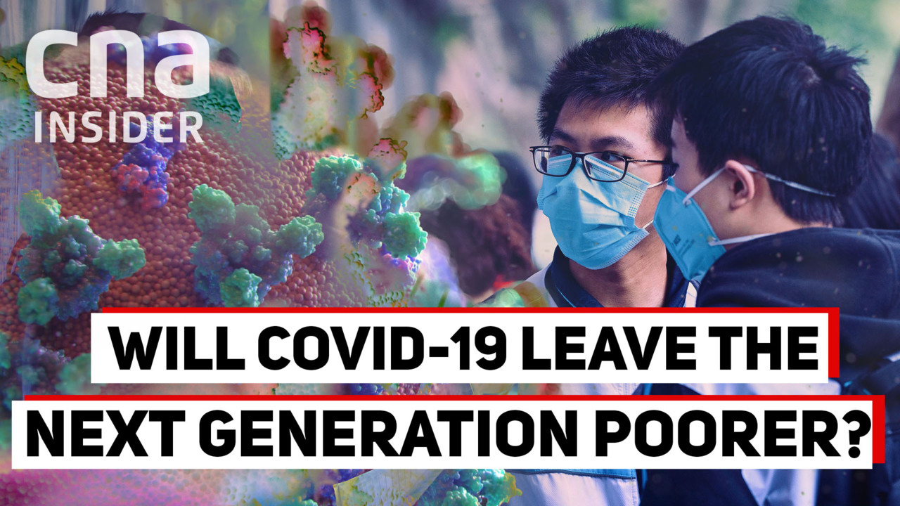 The Coronavirus could leave Gen Z & Gen Alpha poorer