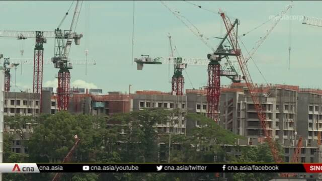 Singapore's economy expected to contract in Q1 | Video