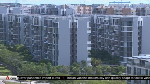 Industry players should not 'stoke exuberant sentiments' in property market: Indranee Rajah   Video