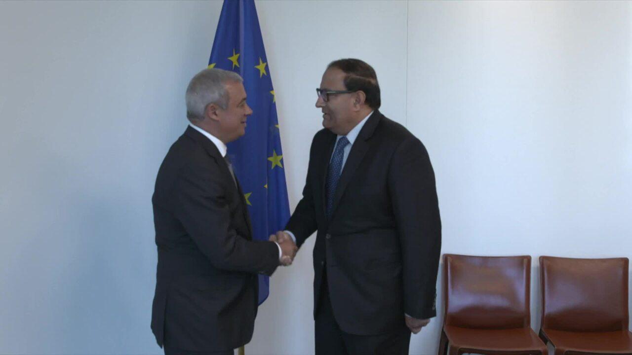 Singapore-EU FTA talks enter final stages   Video