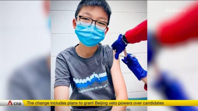 Pfizer, Moderna begin testing COVID-19 vaccines on some children   Video