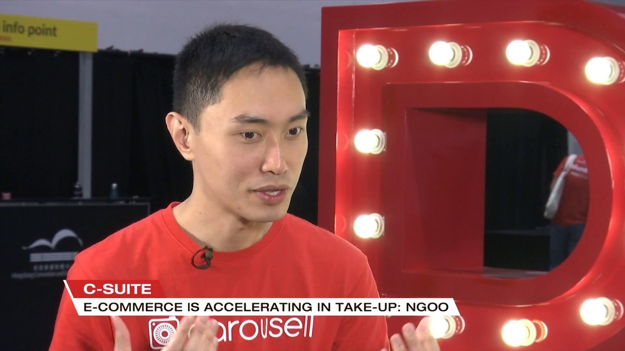 Singapore's online marketplace app Carousell | Video