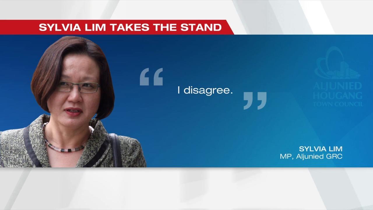 AHTC trial: Davinder Singh accuses Sylvia Lim of lying   Video