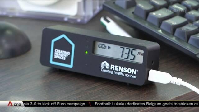 Belgium tackles aerosol transmission of COVID-19 | Video
